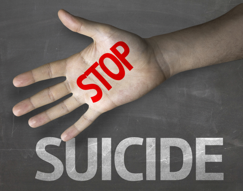Help writting a essay on teen suicide...?